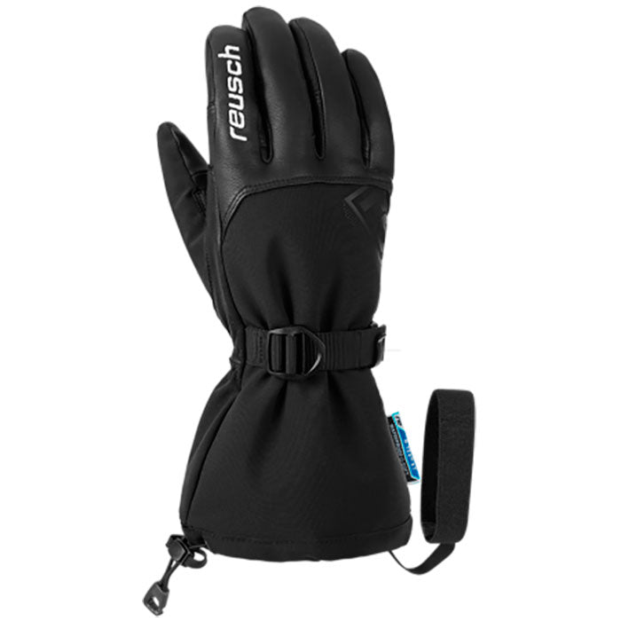 Reusch Furano R Tex XT Glove Mens - Black/White