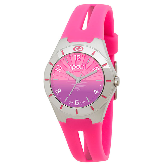 Rip Curl Aruba Watch - Pink Rose