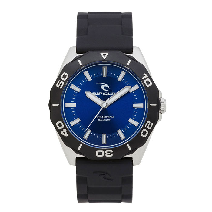 Rip Curl DVR Classic Rubber Watch - Blue