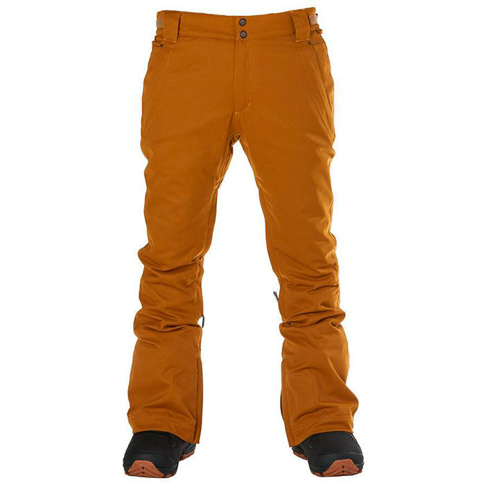 Rojo Stretch Jean Pant Mens - Bronze Green