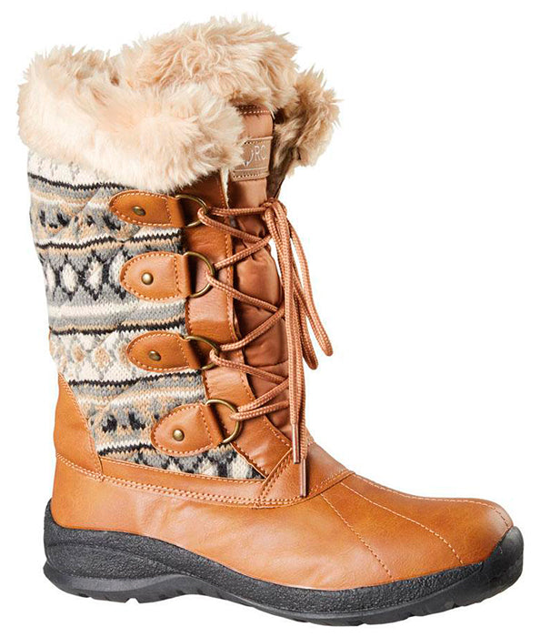 Rojo Sunday Womens Boots - Tan