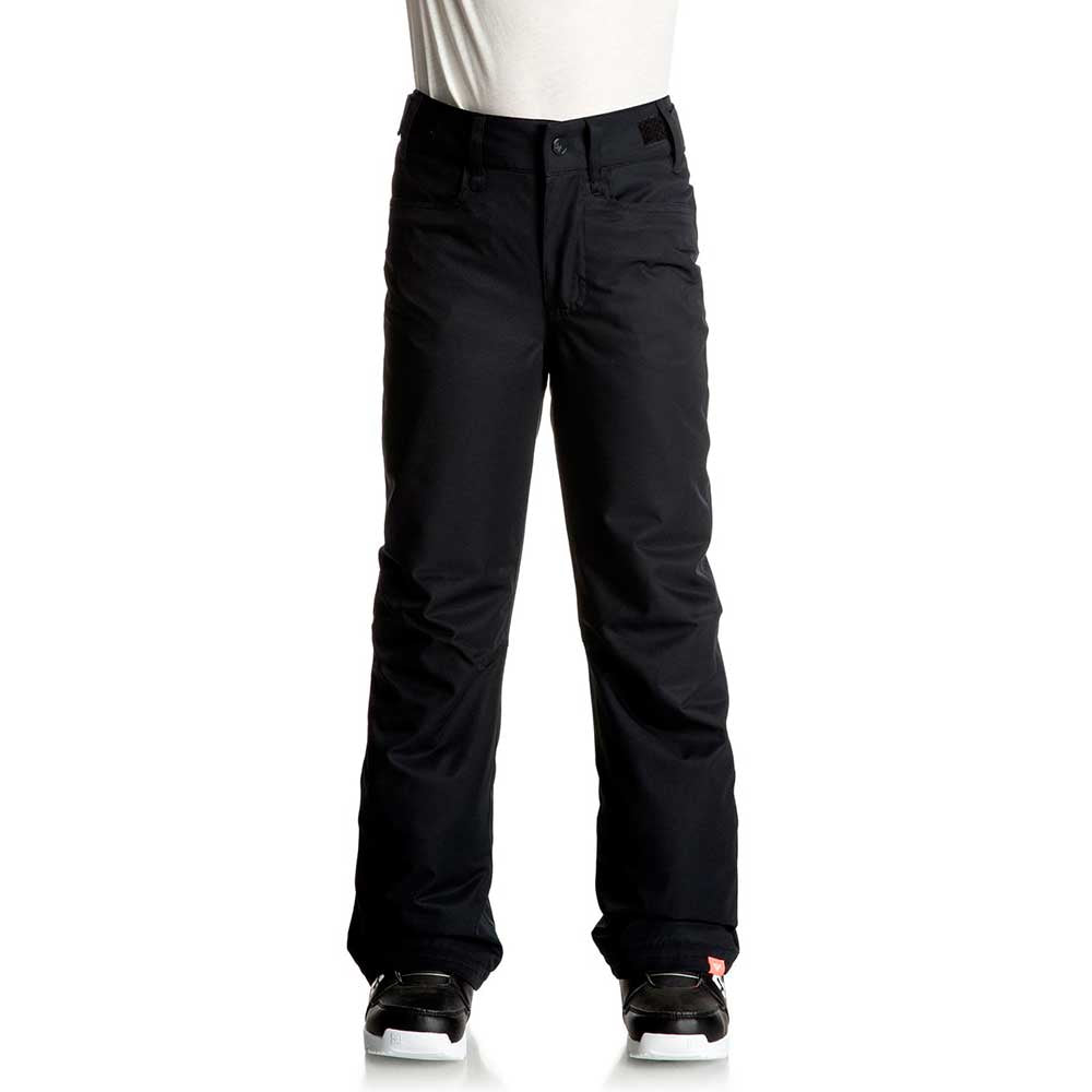 Roxy Backyard Pants Girls - True Black