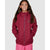 Billabong Girls Sula Jacket - Ruby Wine