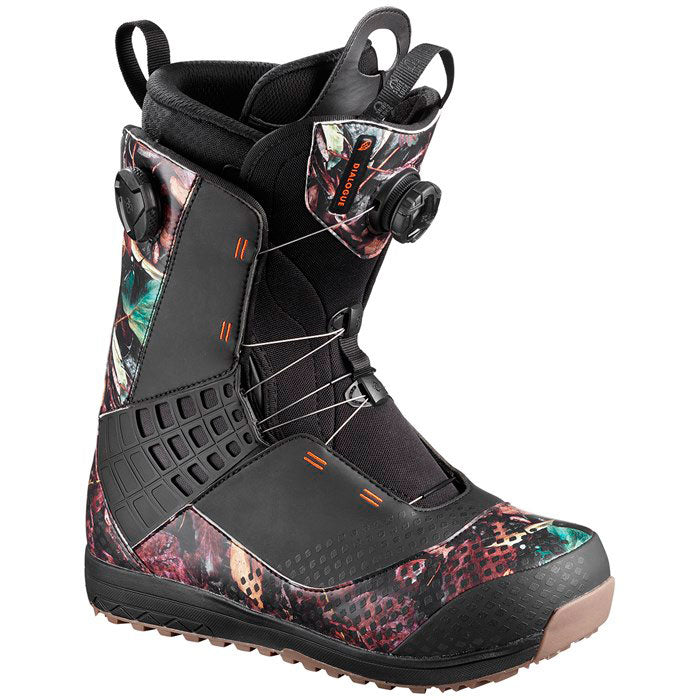Salomon Dialogue Focus Boa Snowboard Boots Mens - Camo