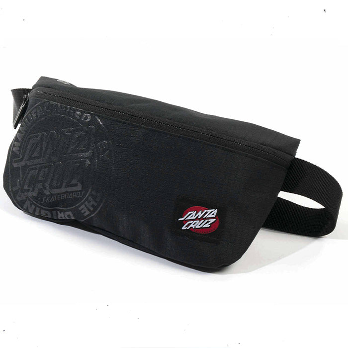 Santa Cruz Bum Bag - Black