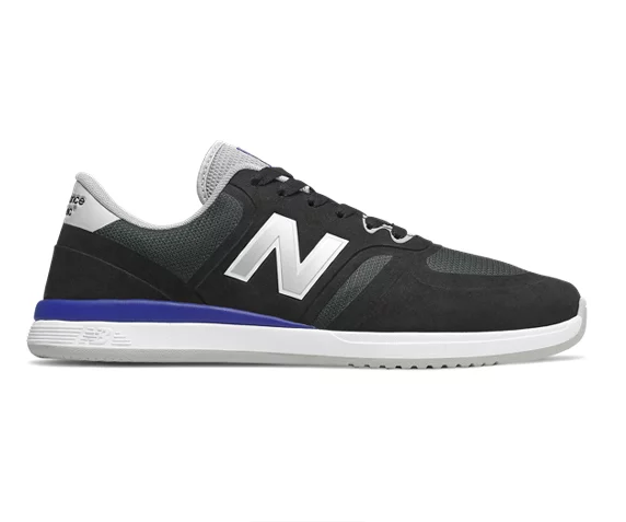 New Balance Numeric 420 Mens Shoes - Black/Grey