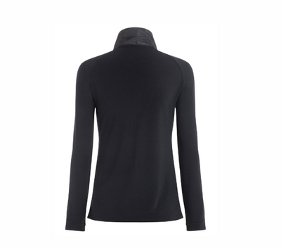 Le Bent Genepi Mid Layer 260 Weight - Womens - Blackout