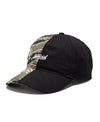 Official 50-50 Cap - Black
