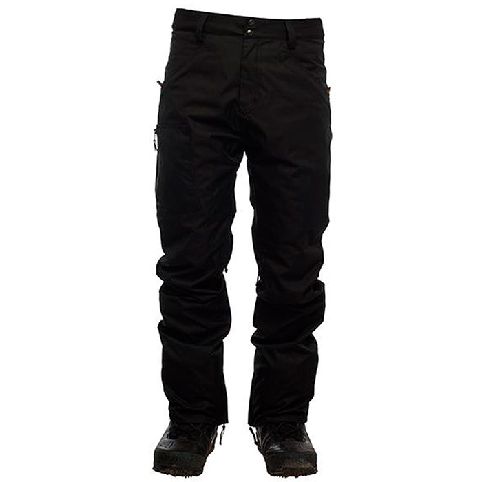 Sessions Agent Mens Snow Pants - Black