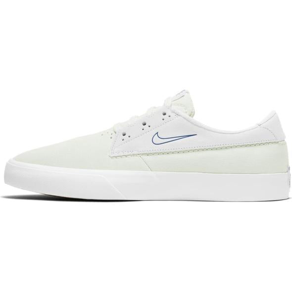 Nike SB Shane Mens Shoes - Summit White/Game Royal