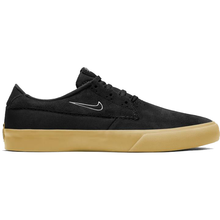 Nike SB Shane Mens Shoes - Black/White Black Black