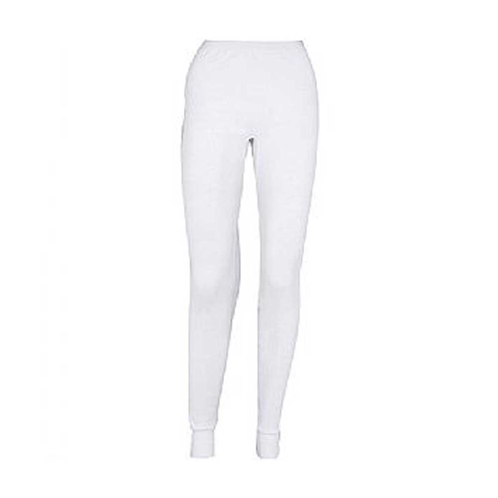 Sherpa Thermal Pants - Unisex White