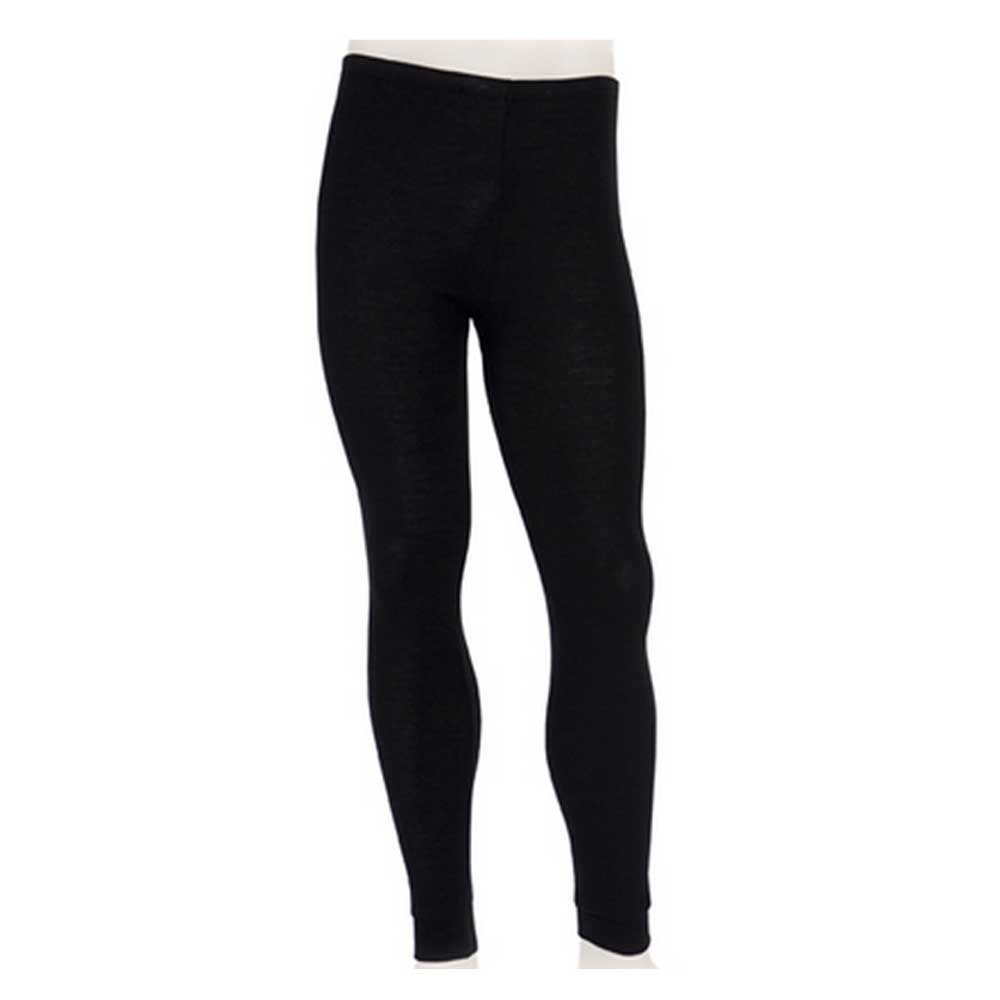 Sherpa Thermal Pants - Unisex Black