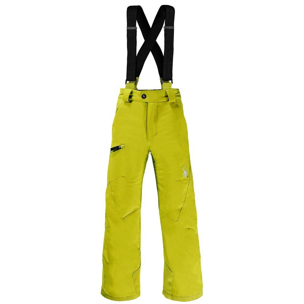 Spyder Propulsion Pants Boys - Sulfur