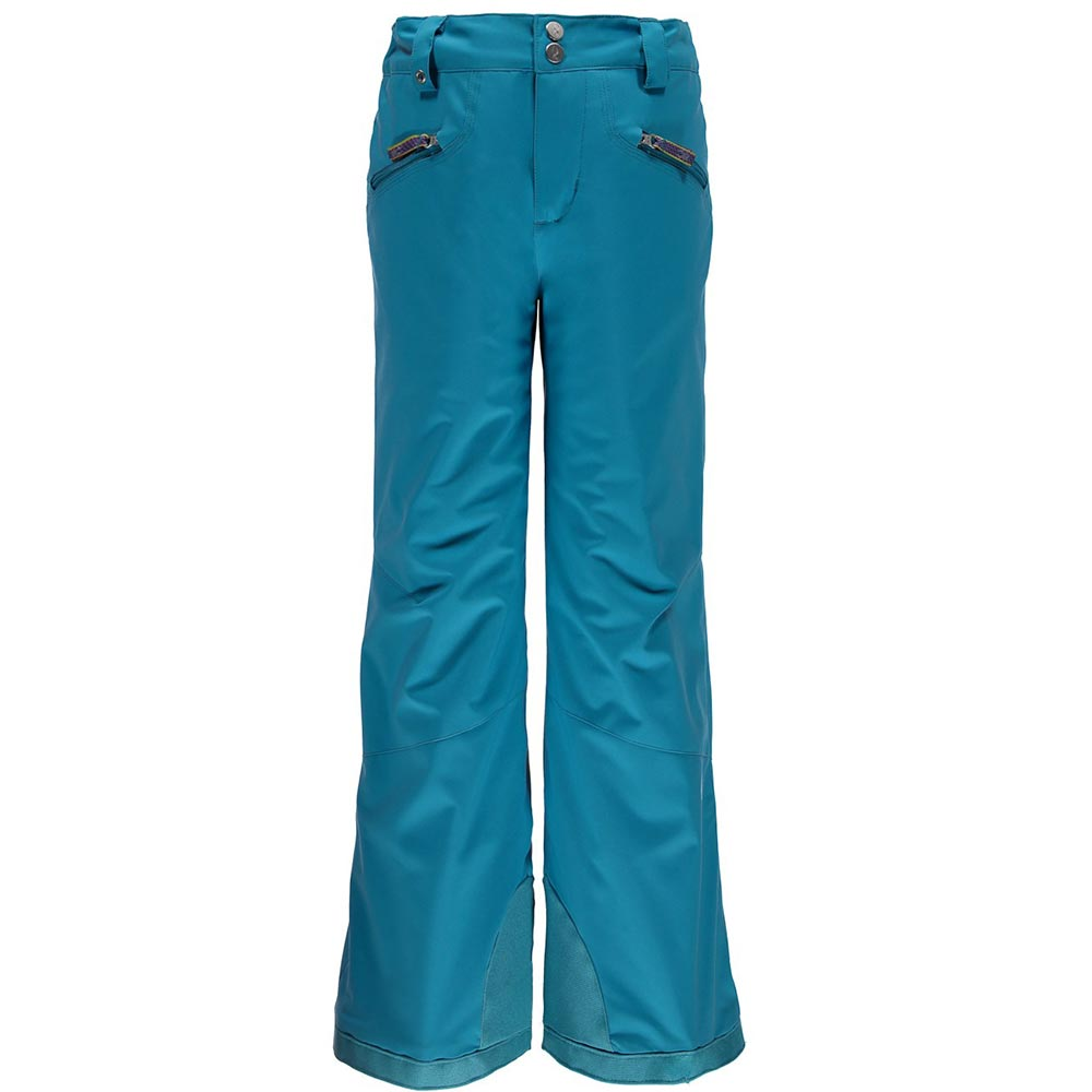 Spyder Vixen Tailored Pants Girls - Bluebird