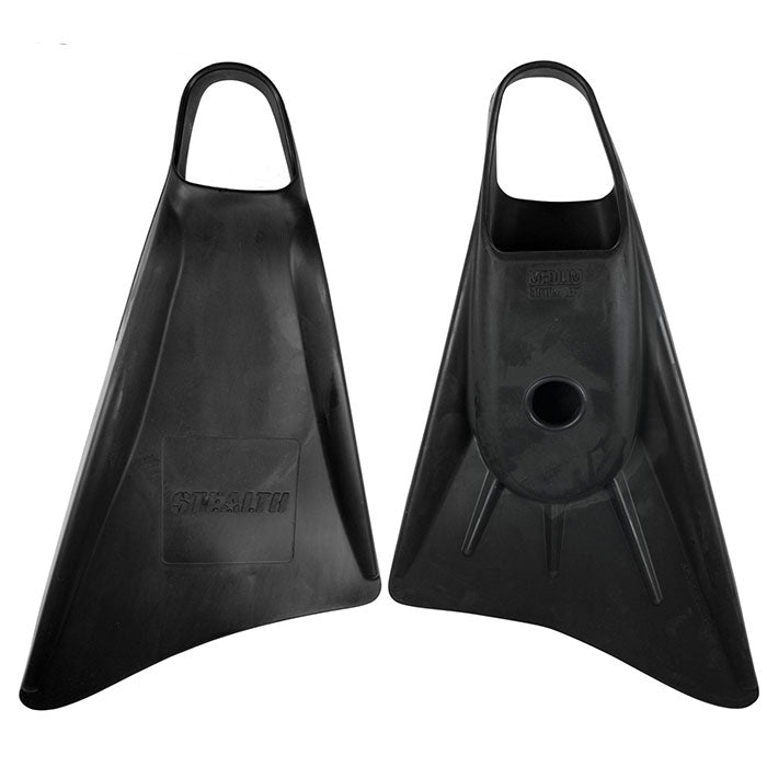 Stealth S1 Classic Fins - Black