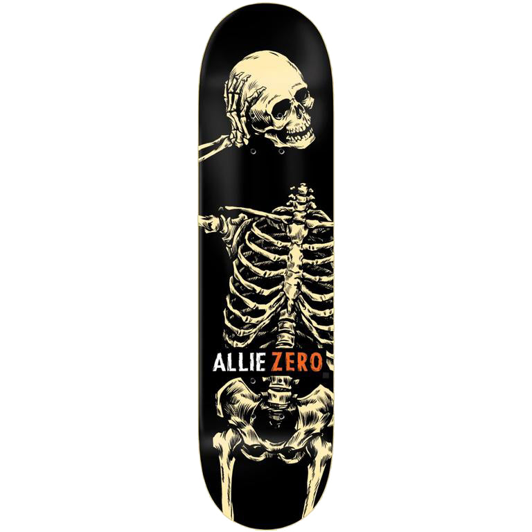 Zero Headcase Skateboard - Jon Allie 8.5