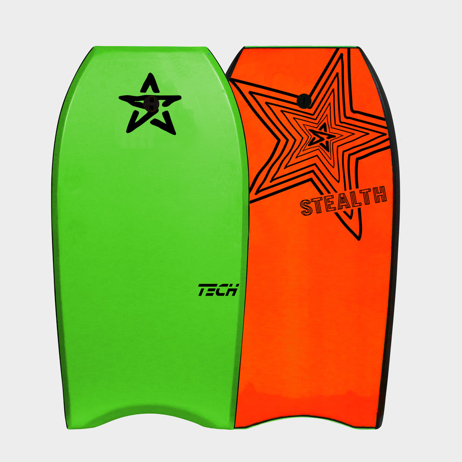 Stealth Tech EPS 42 Bodyboard - Green