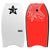 Stealth Tech EPS 38 Bodyboard - White