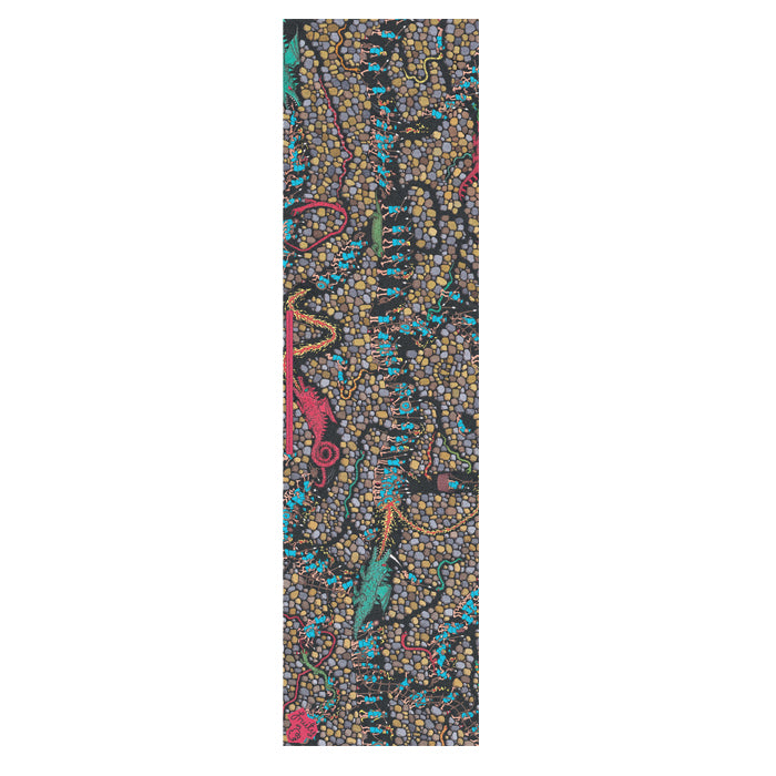 Fruity Griptape 9x33 - Wheres Wally Underground Hunters Single Sheet