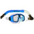 Land & Sea Daydream Mask Snorkel Set - Blue