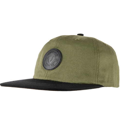 Thunder ADJ Mainline Patch Cap - Olive
