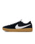 Nike SB Bruin Shoes Mens - Black/Black/Gum Light Brown/White