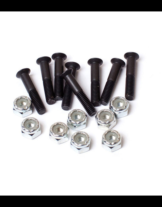Sunday Hardware - 1 Inch Deck Bolts Black