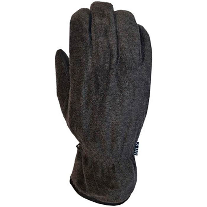 XTM Cruise Fleece Womens Glove - Dark Grey Marle
