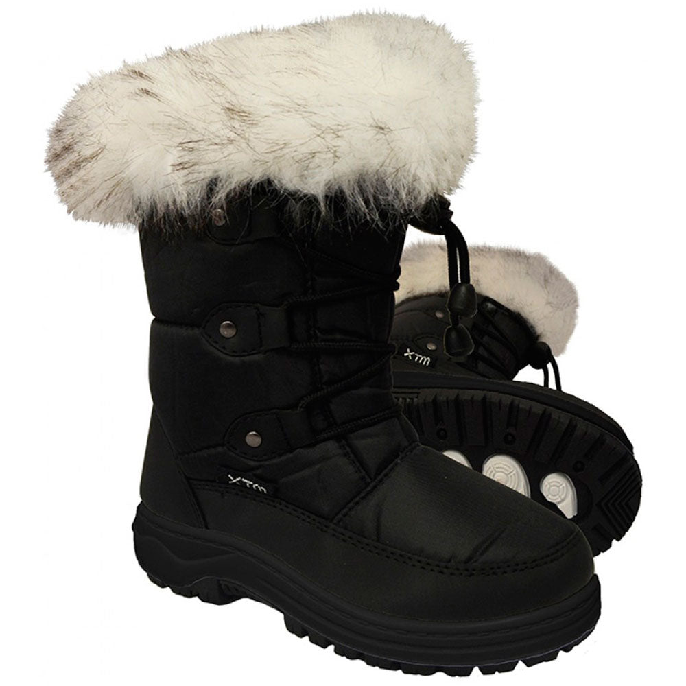 XTM Skyler Apres Boot Kids - Black