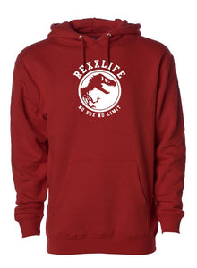 """Special Edition Cardinal Red RexxLife Hoody"""