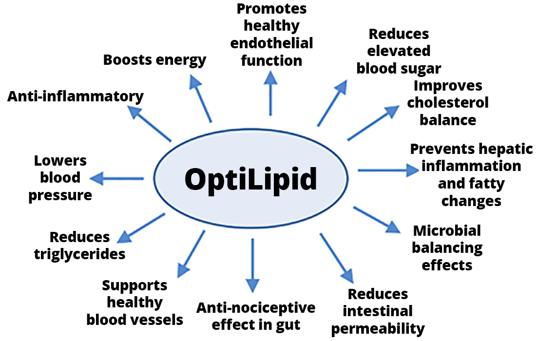 Benefits of OptiLipid