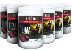Buy Four (Get Six) - Heart Beet - Best Value Package
