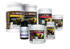 Heart Attack Recovery Plan Supplements