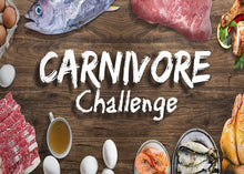 Load image into Gallery viewer, 7 Day Carnivore Challenge Package - June 1st, 2020