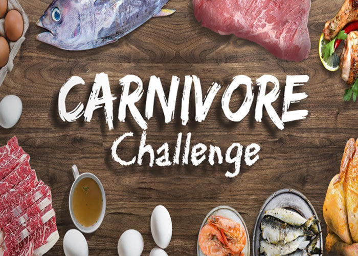 7 Day Carnivore Challenge Package - June 1st, 2020