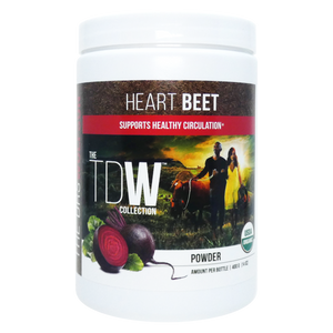 Organic Heart Beet Powder