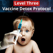 Load image into Gallery viewer, Level Three Vaccine Detox Protocol