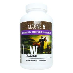 Magne 5 - Five Unique Forms of Magnesium
