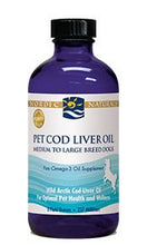 Load image into Gallery viewer, NORDIC (Pet Cod Liver Oil/Plain 8oz)