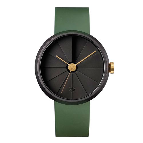22Studio 4D Concrete Watch 42mm Jungle Edition