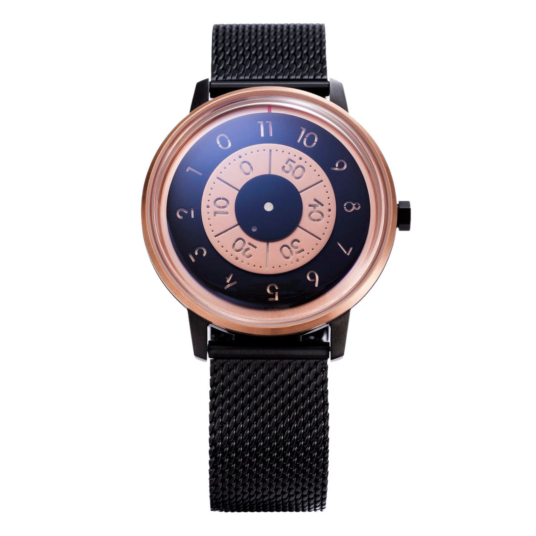 Anicorn Series K452 Space Automatic - Rosegold / Black