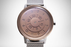 Anicorn Series K452 Space Automatic - Rosegold / Steel
