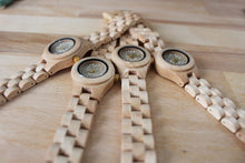 Load image into Gallery viewer, Gufo Starlight Wood Watch