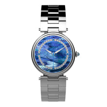 Load image into Gallery viewer, Stranger Lady Mother of Pearl – Blue Crystal