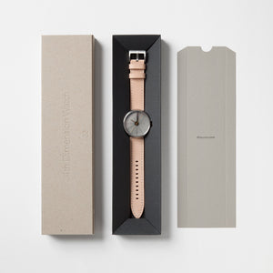 22Studio 4D Concrete Watch 42mm Original Edition
