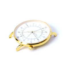 Load image into Gallery viewer, Gustave Montre Louis White & Gold - White Leather
