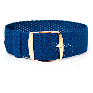 Braided Blu Strap | Gufo