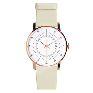 Squarestreet SQ38 Plano watch, PS-100