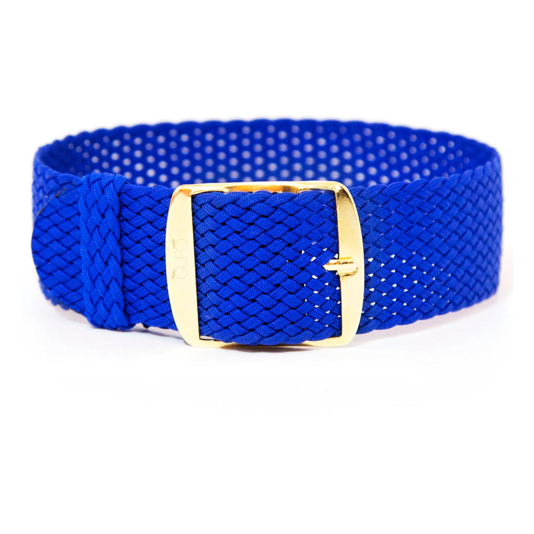 Braided Blu Electric Strap | Gufo